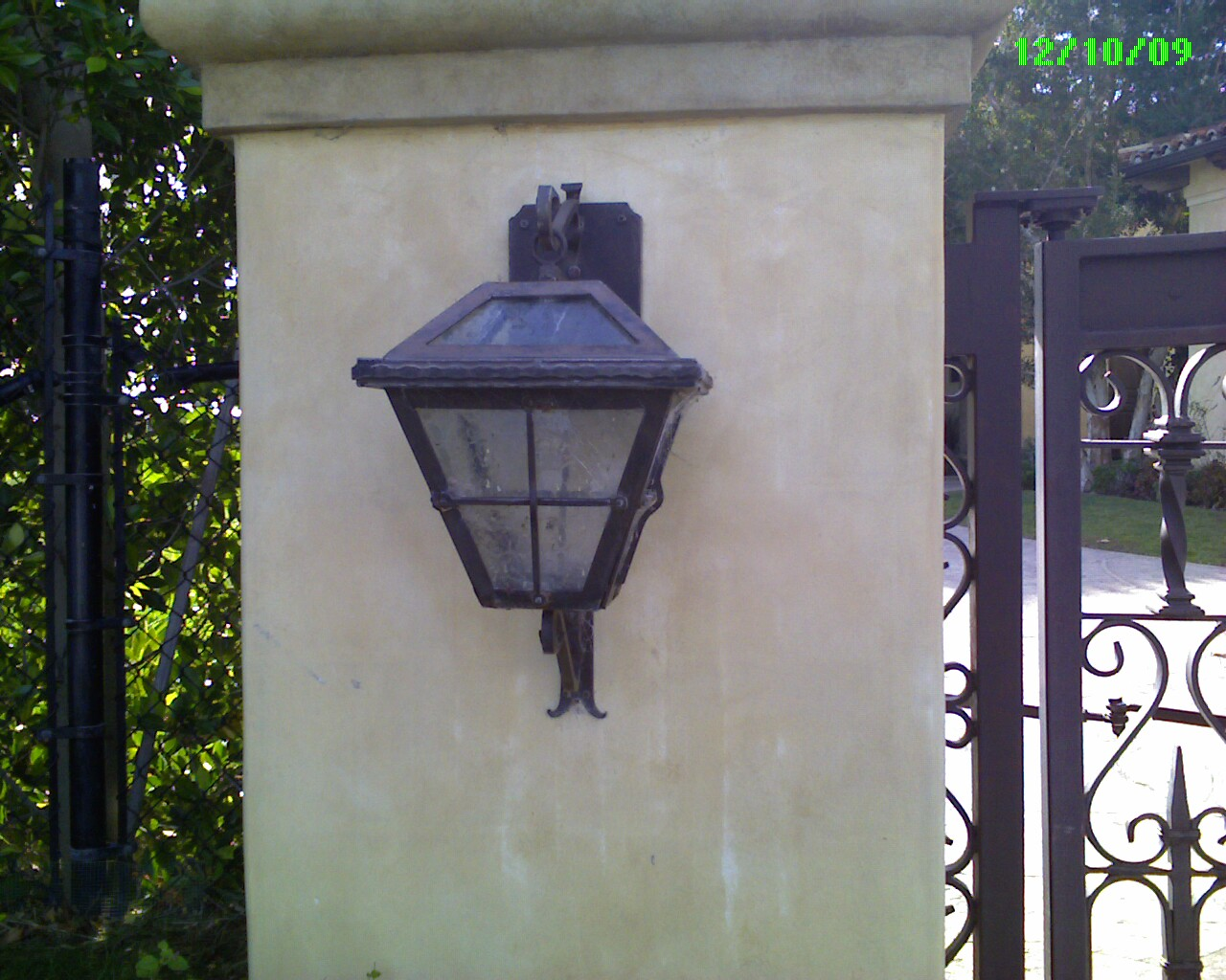 moorpark exterior lighting sconce